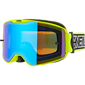 O'Neal B-20 Goggles, proxy-neon yellow/black-radium blue